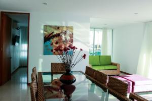 Oceanview Castillo Grande Beach, Appartamenti  Cartagena de Indias - big - 29