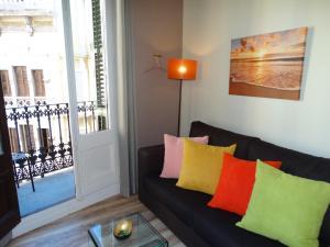 Feel at Sants Apartments, Apartmány  Barcelona - big - 46