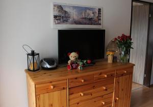 Appartements Monte Rosa, Apartmány  Täsch - big - 12