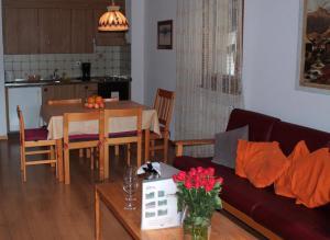 Appartements Monte Rosa, Apartmány  Täsch - big - 17