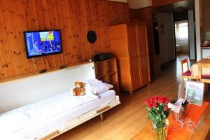 Appartements Monte Rosa, Apartmány  Täsch - big - 18