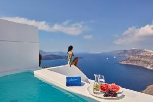 Alti Santorini Suites, Villas  Megalokhori - big - 43