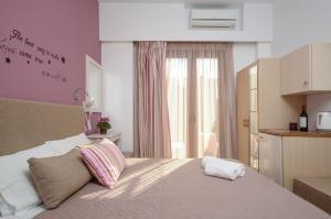 Panormos Hotel and Studios, Hotely  Naxos Chora - big - 1