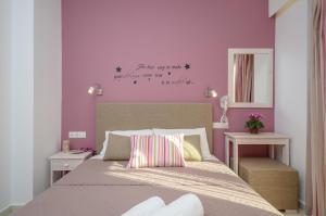 Panormos Hotel and Studios, Hotely  Naxos Chora - big - 22