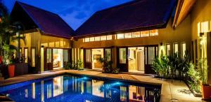 Palm View Villa, Vily  Lamai - big - 13