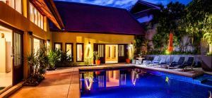 Palm View Villa, Vily  Lamai - big - 12
