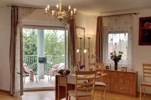 Apartmán Apartament Roza v tsentre Heviza Hévíz Maďarsko