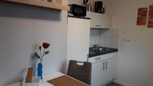 Haus Steeg, Apartmanok  Braunlage - big - 42