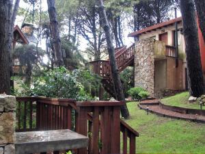 Del Lucero, Apartmány  Mar de las Pampas - big - 39