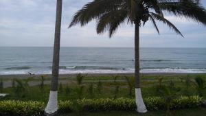 Hotel y Balneario Playa San Pablo, Отели  Monte Gordo - big - 218