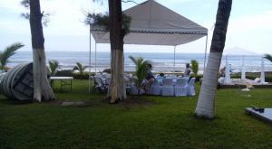 Hotel y Balneario Playa San Pablo, Hotels  Monte Gordo - big - 224