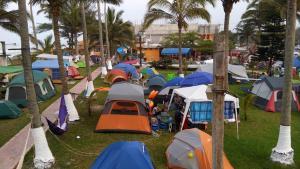 Hotel y Balneario Playa San Pablo, Отели  Monte Gordo - big - 158