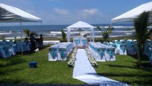 Hotel y Balneario Playa San Pablo, Отели  Monte Gordo - big - 157