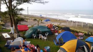 Hotel y Balneario Playa San Pablo, Отели  Monte Gordo - big - 127