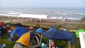 Hotel y Balneario Playa San Pablo, Отели  Monte Gordo - big - 126