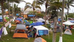 Hotel y Balneario Playa San Pablo, Отели  Monte Gordo - big - 96