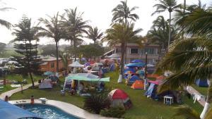Hotel y Balneario Playa San Pablo, Hotels  Monte Gordo - big - 219