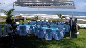 Hotel y Balneario Playa San Pablo, Отели  Monte Gordo - big - 153