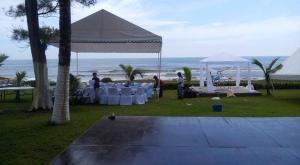Hotel y Balneario Playa San Pablo, Отели  Monte Gordo - big - 248