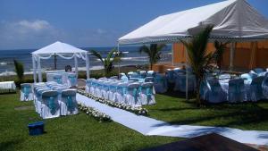 Hotel y Balneario Playa San Pablo, Отели  Monte Gordo - big - 246