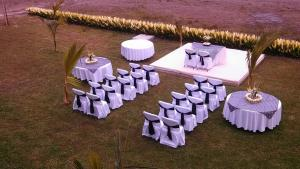 Hotel y Balneario Playa San Pablo, Отели  Monte Gordo - big - 245