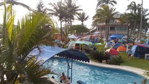 Hotel y Balneario Playa San Pablo, Hotels  Monte Gordo - big - 244