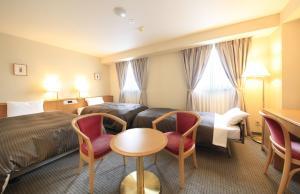 Hotel Morschein, Отели  Мацумото - big - 10