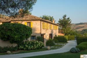 Urbino Resort, Country houses  Urbino - big - 94