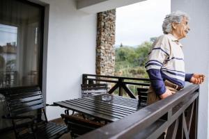 Einstein House & Spa, Pensionen  Marchevo - big - 61