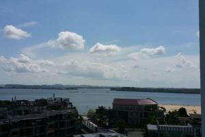 Amazing Seaview near JB City Centre, Apartmány  Johor Bahru - big - 30