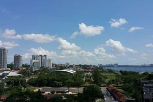 Amazing Seaview near JB City Centre, Ferienwohnungen  Johor Bahru - big - 18