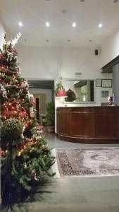 Hotel Urbano V, Отели  Монтефьясконе - big - 43