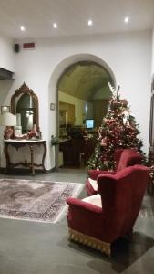 Hotel Urbano V, Отели  Монтефьясконе - big - 40