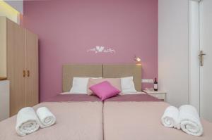 Panormos Hotel and Studios, Hotely  Naxos Chora - big - 42