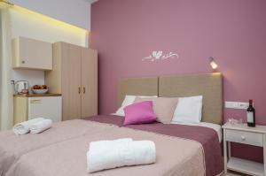 Panormos Hotel and Studios, Hotely  Naxos Chora - big - 76