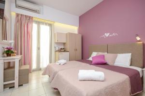 Panormos Hotel and Studios, Hotely  Naxos Chora - big - 5