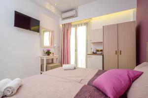 Panormos Hotel and Studios, Hotely  Naxos Chora - big - 55