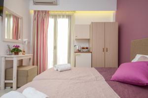 Panormos Hotel and Studios, Hotely  Naxos Chora - big - 54