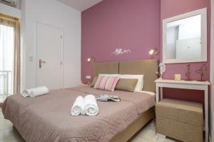 Panormos Hotel and Studios, Hotely  Naxos Chora - big - 51