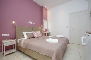 Panormos Hotel and Studios, Hotely  Naxos Chora - big - 16