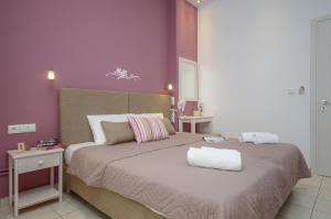 Panormos Hotel and Studios, Hotely  Naxos Chora - big - 50