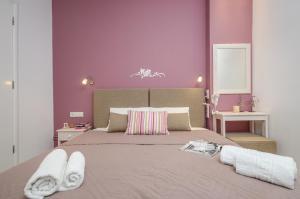 Panormos Hotel and Studios, Hotely  Naxos Chora - big - 49