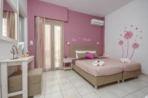 Panormos Hotel and Studios, Hotely  Naxos Chora - big - 78
