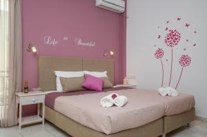 Panormos Hotel and Studios, Hotely  Naxos Chora - big - 46