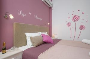 Panormos Hotel and Studios, Hotely  Naxos Chora - big - 45