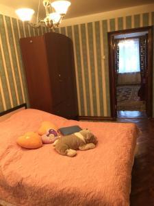 Apartment on Novoyasenevskiy 21/3, Apartmanok  Moszkva - big - 19