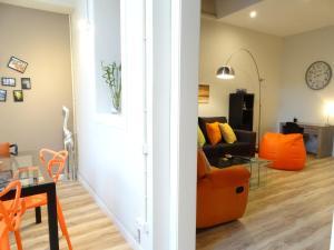 Feel at Sants Apartments, Apartmány  Barcelona - big - 8