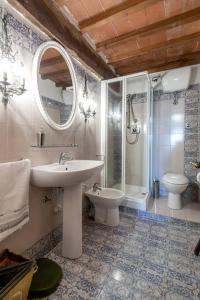 Il Roseto, Apartmány  Tavarnelle in Val di Pesa - big - 39