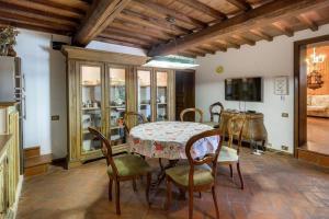 Il Roseto, Apartmány  Tavarnelle in Val di Pesa - big - 42