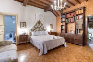 Il Roseto, Apartmány  Tavarnelle in Val di Pesa - big - 43